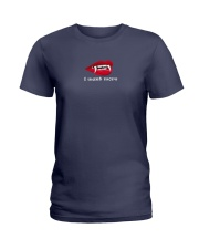 vampire wants more-Insatiable vampire-t-shirt Ladies T-Shirt front
