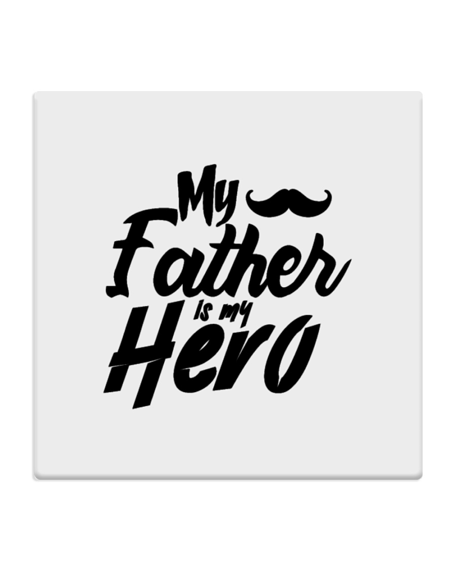 Father's Day Father's Day Father's Day-aKlRX Square Coaster