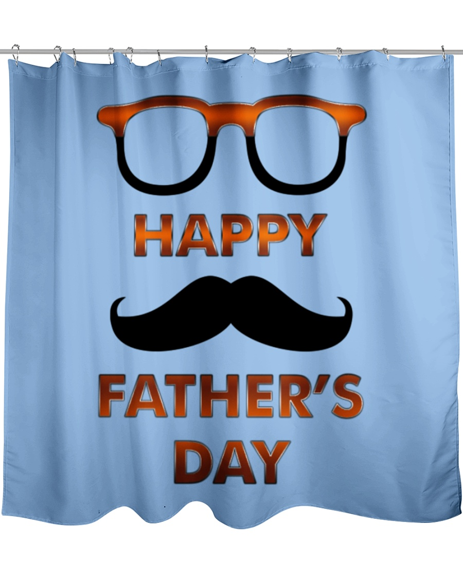 father day-rwPb6 Shower Curtain
