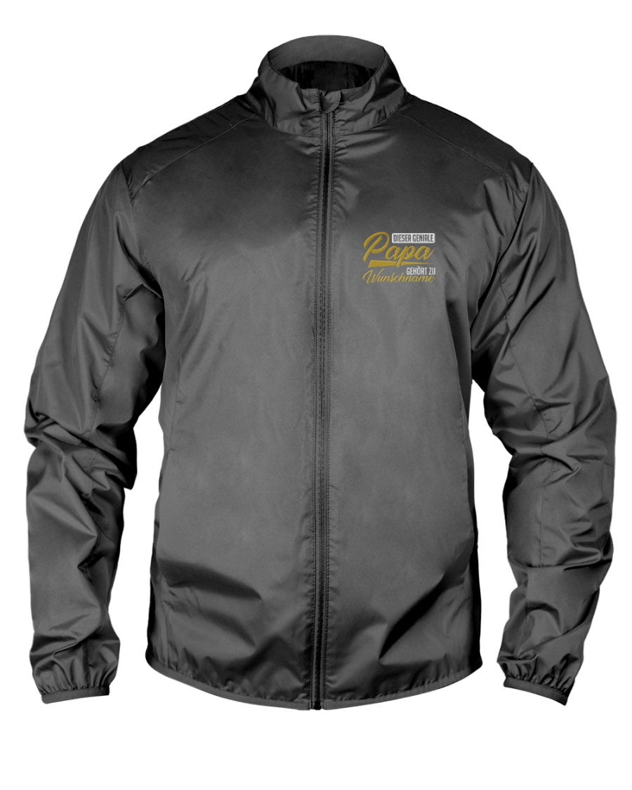 Brilliant Dad Father-h5sIp Lightweight Jacket