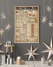 Cheetah Knowledge  16x24 Poster lifestyle-holiday-poster-1