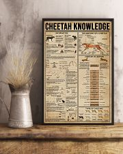 Cheetah Knowledge  16x24 Poster lifestyle-poster-3