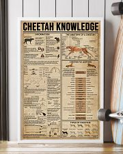 Cheetah Knowledge  16x24 Poster lifestyle-poster-4