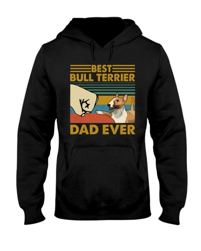 Best Bull Terrier Dad Ever