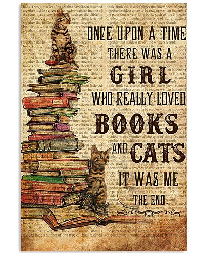 Books Cats Once Upon A Time Bengal
