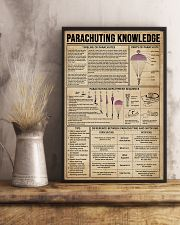 Parachuting Knowledge 11x17 Poster lifestyle-poster-3