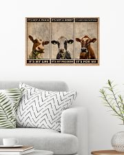 Cattle It's Not A Phase 24x16 Poster poster-landscape-24x16-lifestyle-01