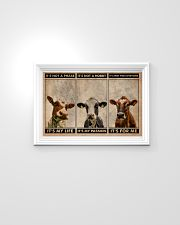 Cattle It's Not A Phase 24x16 Poster poster-landscape-24x16-lifestyle-02