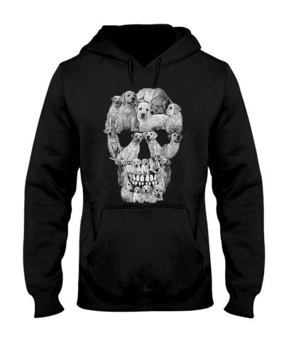 Animal Labrador Skull