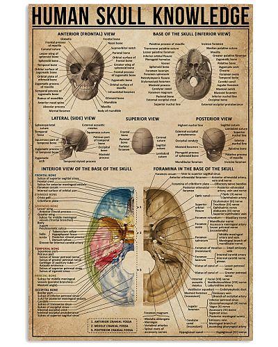 Human Skull Knowledge