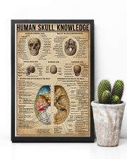 Human Skull Knowledge 11x17 Poster lifestyle-poster-8