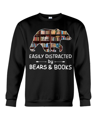 Easily Distracted By Bears And Books