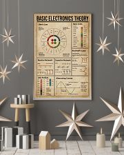 Basic Electronics Theory 16x24 Poster lifestyle-holiday-poster-1