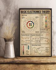 Basic Electronics Theory 16x24 Poster lifestyle-poster-3