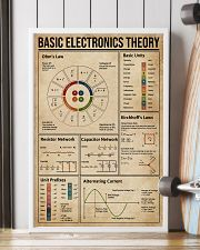 Basic Electronics Theory 16x24 Poster lifestyle-poster-4