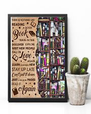 There Is Nothing Like Reading Book 11x17 Poster lifestyle-poster-8