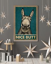 Nice Butt Donkey 16x24 Poster lifestyle-holiday-poster-1