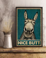 Nice Butt Donkey 16x24 Poster lifestyle-poster-3