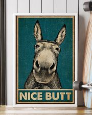 Nice Butt Donkey 16x24 Poster lifestyle-poster-4
