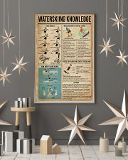 Waterskiing Knowledge 16x24 Poster lifestyle-holiday-poster-1