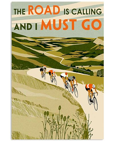 The Road Is Calling Cycling