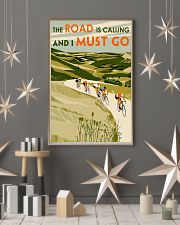 The Road Is Calling Cycling 11x17 Poster lifestyle-holiday-poster-1