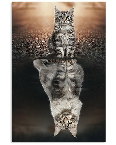 Maine Coon Cat Believe In Yourself