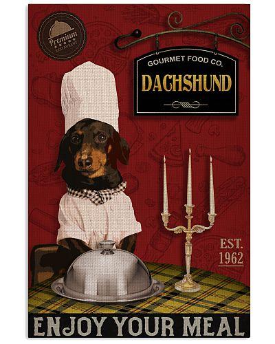 Enjoy Your Meal Dachshund