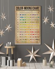 Painting Color-Mixing Chart  11x17 Poster lifestyle-holiday-poster-1