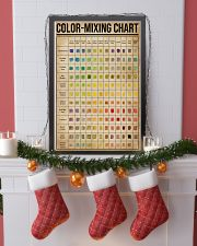 Painting Color-Mixing Chart  11x17 Poster lifestyle-holiday-poster-4