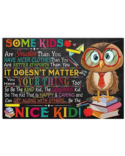 Teacher Be The Nice Kid