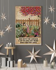 Dictionary Find My Soul Gardening 16x24 Poster lifestyle-holiday-poster-1