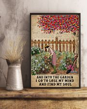 Dictionary Find My Soul Gardening 16x24 Poster lifestyle-poster-3