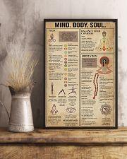 Meditation Yoga Poster Yoga 16x24 Poster lifestyle-poster-3