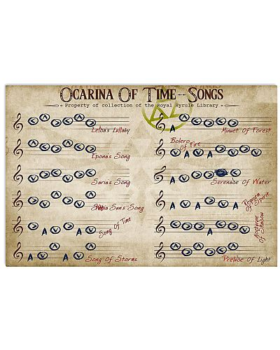 Ocarina Of Time Songs The Legend of Zelda