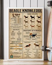 Knowledge Beagle 16x24 Poster lifestyle-poster-4