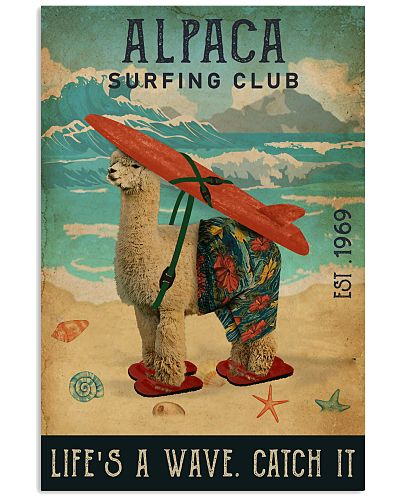 Surfing Club Alpaca