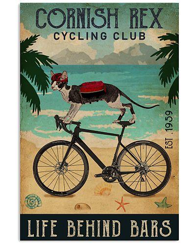 Cycling Club Cornish Rex