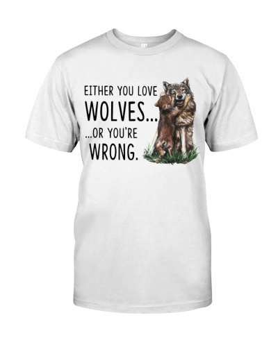 Or You Wrong Wolves