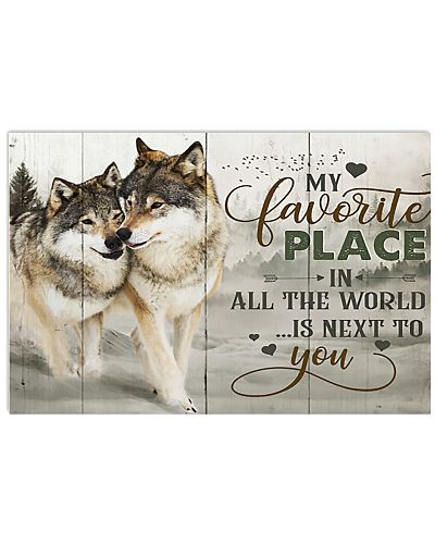 Wolf Next To You