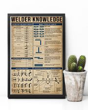 Welder Knowledge 11x17 Poster lifestyle-poster-8