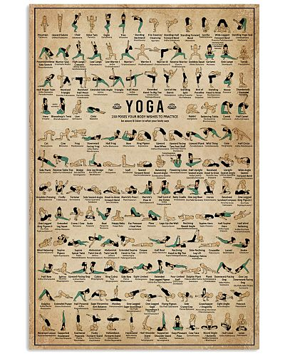 Yoga Poses For Your Body