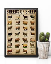 Breeds Of Sheep Farm 11x17 Poster lifestyle-poster-8