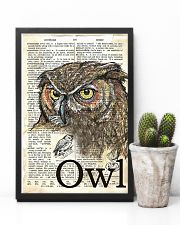 Dictionary Poster Owl 11x17 Poster lifestyle-poster-8