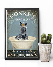 Vintage Bath Soap Donkey  11x17 Poster lifestyle-poster-8