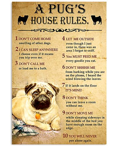 Pug House Rules