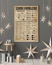 Sewing Knowledge 16x24 Poster lifestyle-holiday-poster-1