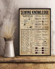 Sewing Knowledge 16x24 Poster lifestyle-poster-3