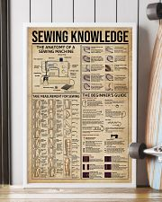 Sewing Knowledge 16x24 Poster lifestyle-poster-4