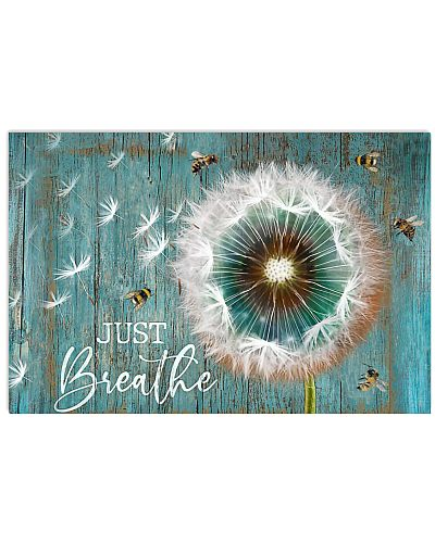 Just Breathe Dandelion Bee